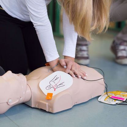 Basic Life Support and Safe Use of an Automated External Defibrillator (AED)