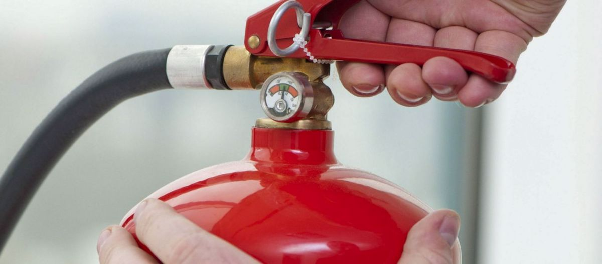 Fire Safety at Safeaid Services, West Midlands