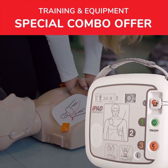 QA Level 2 Training + Defib System Combo