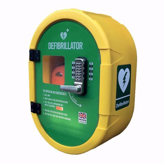 Defibsafe 2 Wall Mountable Defibrillator Cabinet